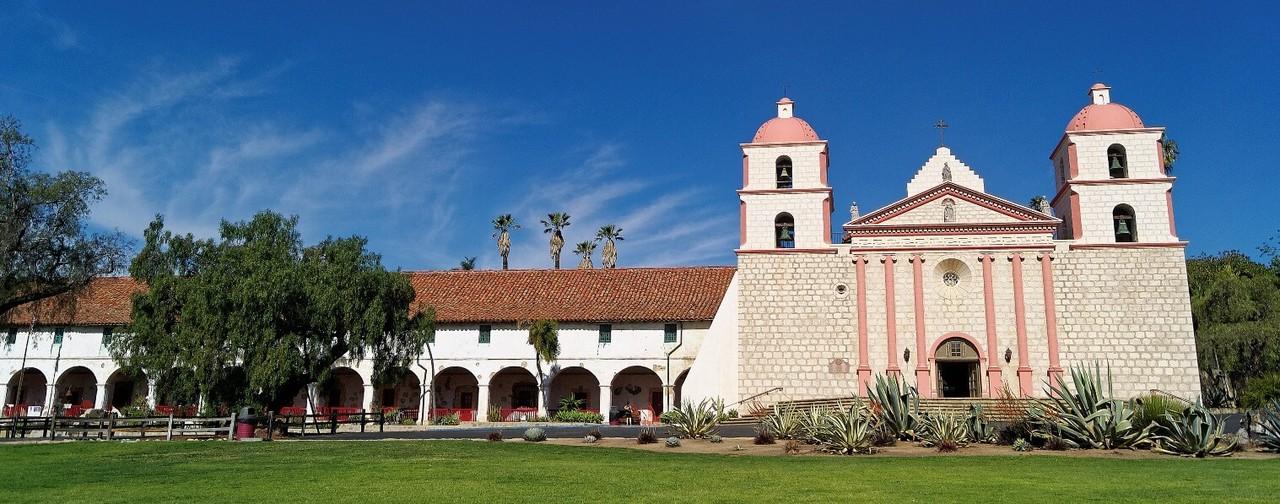 "Picture for article ""Architecture of Santa Barbara"""