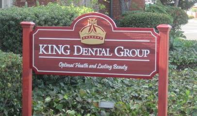 King Dental Group logo