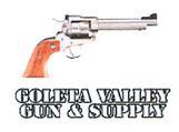 Goleta Valley Gun And Supply logo