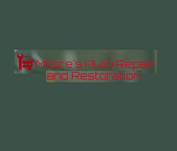 Moore's Auto Repair And Restoration logo