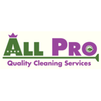 All Pro Quality Cleaning Services logo