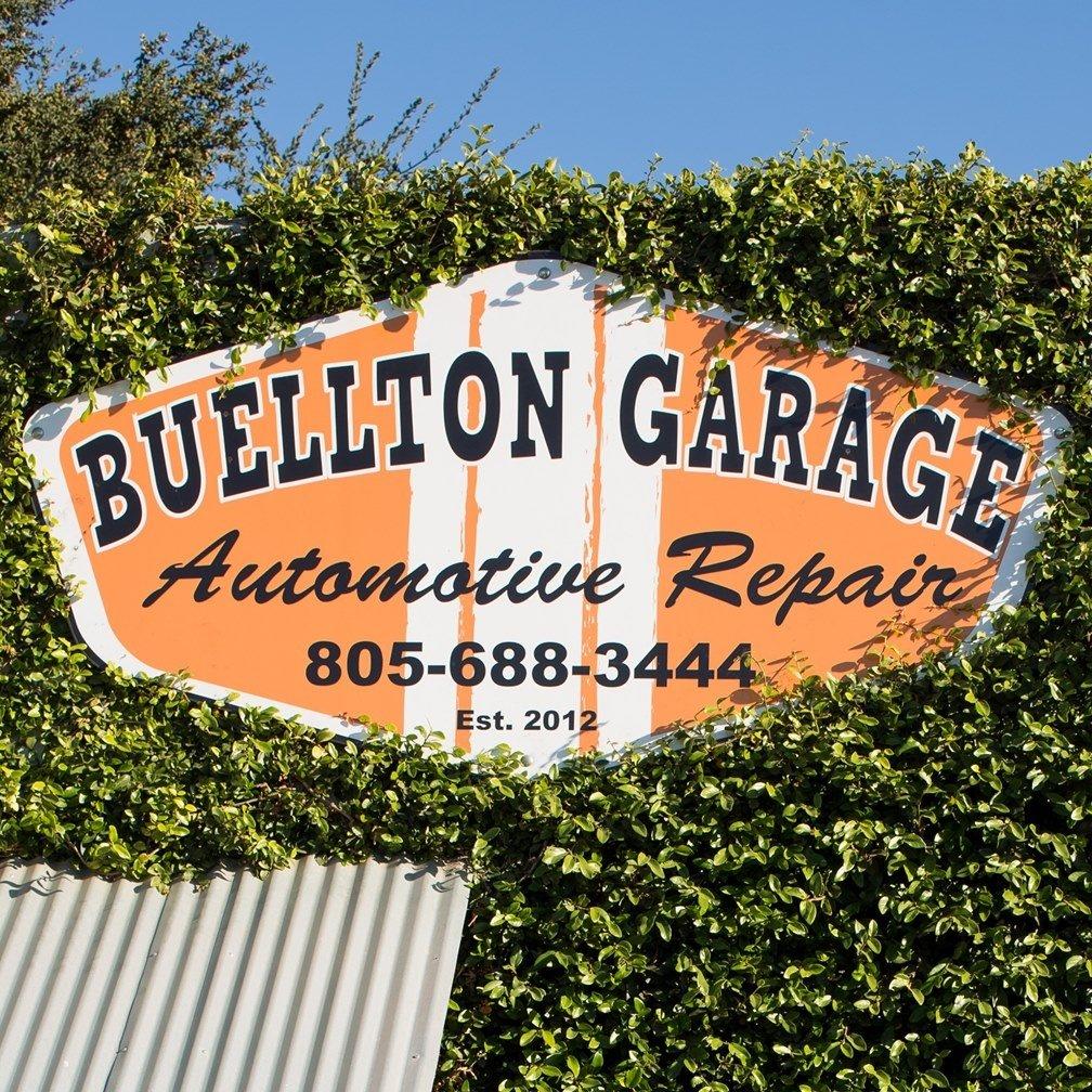 Buellton Garage logo