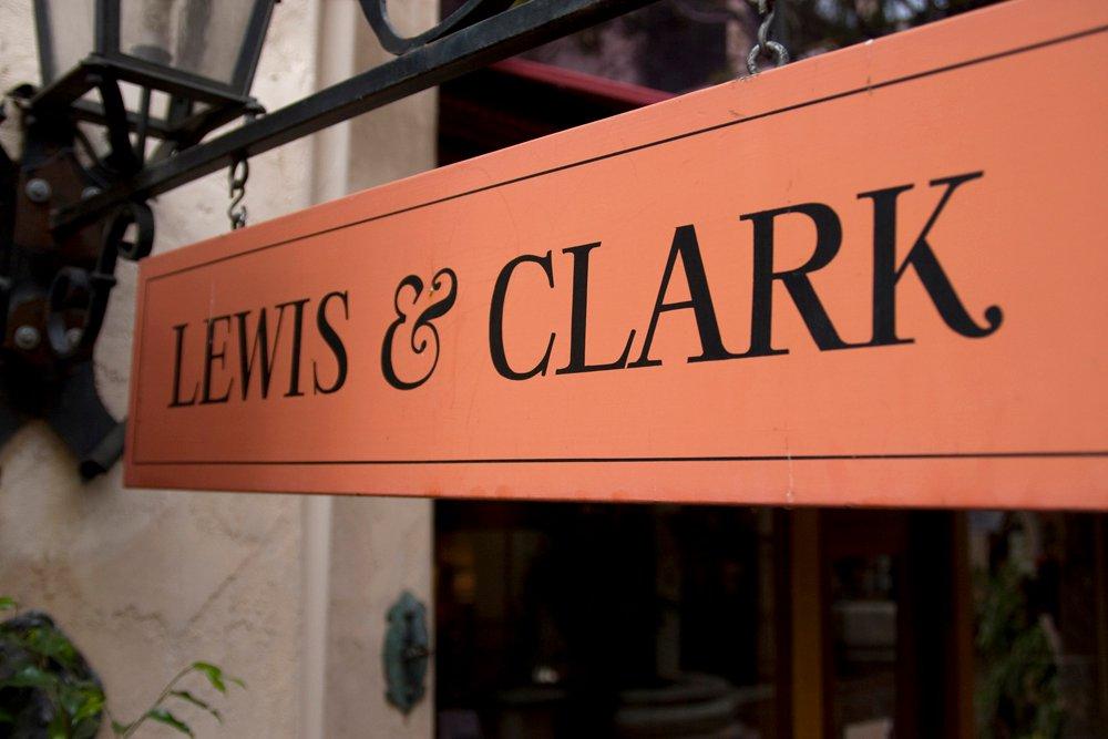 Lewis & Clark logo