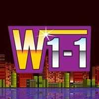 World 1-1 Games logo