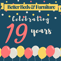 Better Beds & Furniture logo