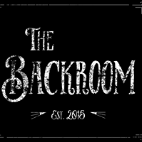 The Backroom logo