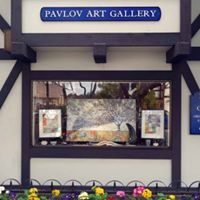 Pavlov Art Gallery logo