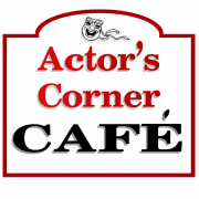 Actor's Corner Cafe logo