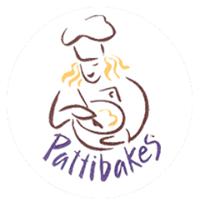 Pattibakes logo
