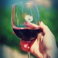 Coquelicot Estate Vineyard logo