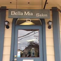 Bella Mia Salon logo