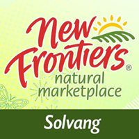 New Frontiers Natural Marketplace logo