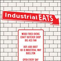 Industrial Eats logo