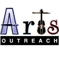 Arts Outreach logo