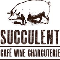 Succulent Cafe Wine Charcuterie logo