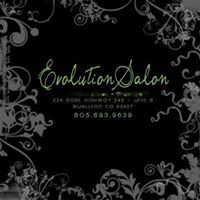 Evolution Salon logo
