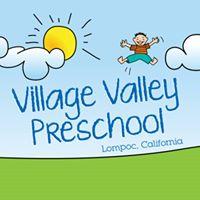 Village Valley Preschool logo
