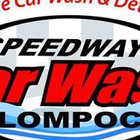 Speedway Car Wash logo