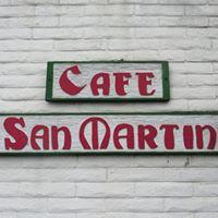 Cafe San Martin logo