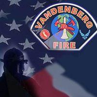 Vandenberg Fire Department logo