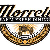 Morrell's Farm Fresh Dining logo