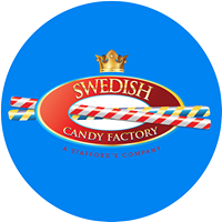 Swedish Candy Factory logo