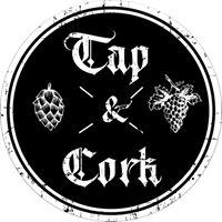 Tap & Cork logo