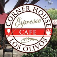 Corner House Cafe logo