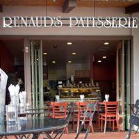 Renaud's Patisserie & Bistro logo