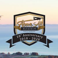 Above All Aviation logo