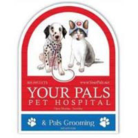 Your Pals Pet Hospital logo
