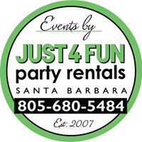 Just 4 Fun Party Rentals logo