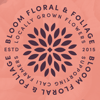 Bloom Floral & Foliage logo