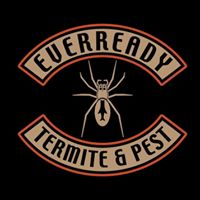 Everready Termite & Pest Control logo