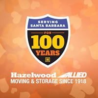 Hazelwood Allied Moving & Storage logo