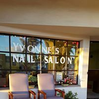 Yvonnes Nail Salon logo