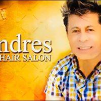 Andres Hair Salon logo
