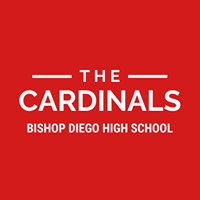 Bishop Garcia Diego High School logo