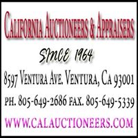 California Auctioneers logo