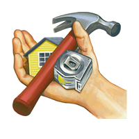 Daniel Allen Construction logo