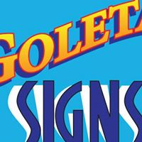 Goleta Signs logo