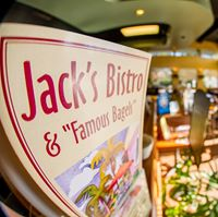 Jack's Bistro & Famous Bagels logo
