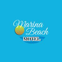 Marina Beach Motel logo