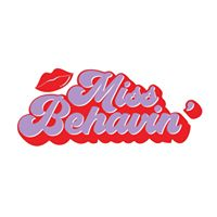 Miss Behavin logo
