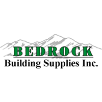 Bedrock Building Supplies logo