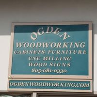 Ogden Woodworking logo