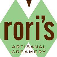 Rori's Artisanal Creamery logo