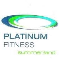 Platinum Fitness Summerland logo