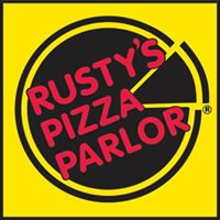 Rusty's Pizza Parlor logo