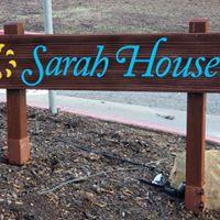 Sarah House logo